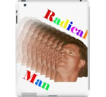 The Radical Man! iPad Case/Skin