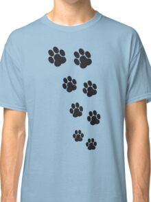 Animal Footsteps Classic T-Shirt