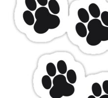 Animal Footsteps Sticker