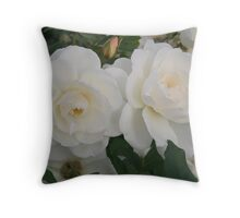 """Simply Heavenly"" Throw Pillow"