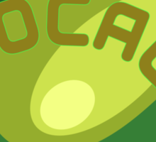 AVOCADO FRUIT  Sticker