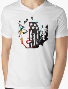 American Beauty / American Psycho - Fall Out Boy - Marylin Monroe Mens V-Neck T-Shirt