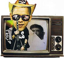 Obama's revolution will be Televised by atomikboy