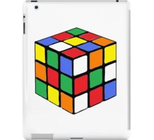 Cubed iPad Case/Skin