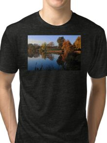 Hillsborough Lake Tri-blend T-Shirt