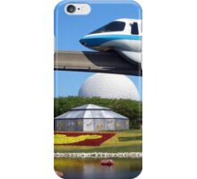 Epcot Monorail iPhone Case/Skin