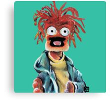 Pepe The King Prawn Fan Art  Canvas Print