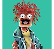 Pepe The King Prawn Fan Art The Muppets Photographic Print
