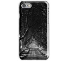 The Dark Hedges iPhone Case/Skin