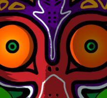 Majora's Mask Cell Shaded Sticker