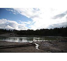 Sour Lake Photographic Print