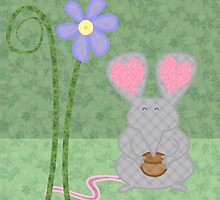 Mousey mouse by Violet