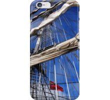Mercedes Rigging iPhone Case/Skin