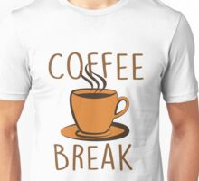 Coffee Break Unisex T-Shirt