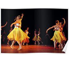 Ballet show #1 Poster