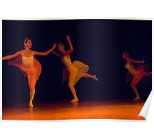 Ballet show #4 Poster