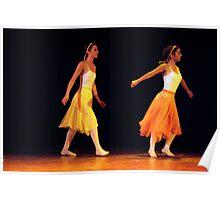 Ballet show #5 Poster