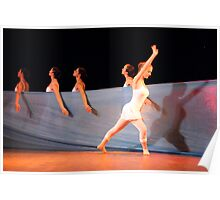 Ballet show #9 Poster