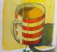 Tea by Evelyn Bach