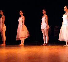 Ballet show #10 by Moshe Cohen