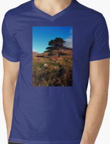 Mournes Glory Mens V-Neck T-Shirt