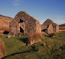 Glendalough ruins by John Quinn