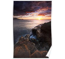 Avoca Sunrise Poster
