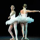 Ballet show #21 by Moshe Cohen