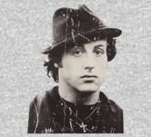 Rocky Balboa portrait [Distressed] by dirttrackvibes