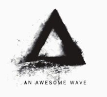 Alt-J An Awesome Wave Front Cover T-Shirt