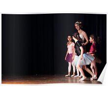 Ballet show #25 Poster
