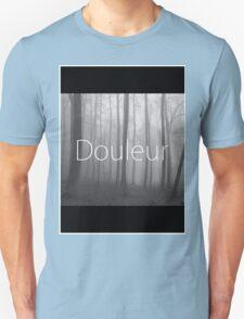 DARK FOREST DOULEUR - BLACK T-Shirt