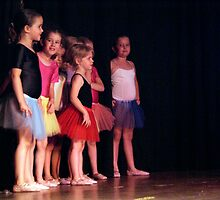 Ballet show #26 by Moshe Cohen