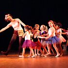 Ballet show #30 by Moshe Cohen