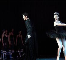 Ballet show #31 by Moshe Cohen