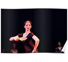 Ballet show #33 Poster