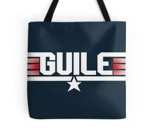 Guile IS a Top Gun!! Tote Bag