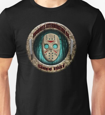Extermination Company Unisex T-Shirt