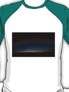 Arizona Night sky and Sunset T-Shirt