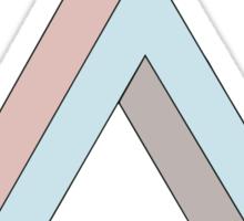 Alt-J Triangle Sticker