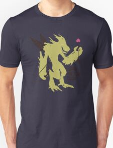 Cupid fix you good funny monster Valentines Day T-Shirt