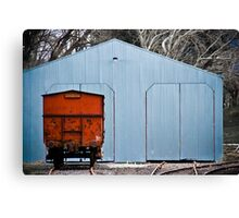 Decommissioned Canvas Print