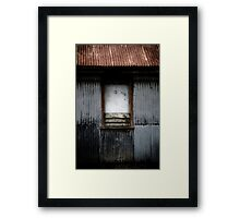 Shack II Framed Print