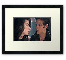 Scallison [Dead Can't Tear Us Apart] Framed Print