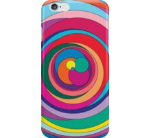 Abstract Colourful Nest iPhone Case/Skin