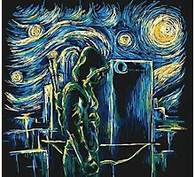 Arrow/ The Starry Night - Vincent Van Gogh Photographic Print