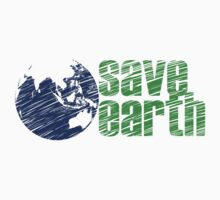 Save Earth by Riggs