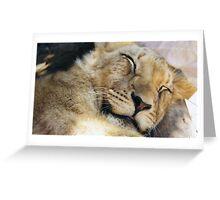 Future King Greeting Card