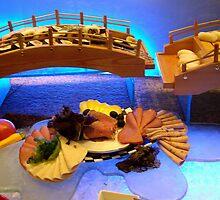 """Dinner Buffet, Sofitel Hotel"", Xian. by lurline"