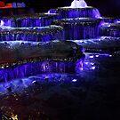 Blue Fountain by TerraChild